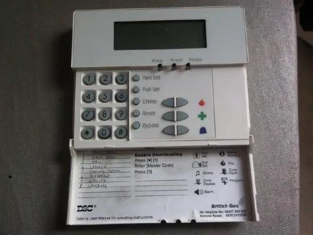 Security Alarm Diy