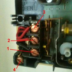 Thermostat Wiring Diagram 4 Wire 120v Wireless Replacement For Drayton Rte | Diynot Forums