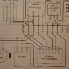 Room Stat Wiring Diagram 3 Phase Electric Motor Problem With Rf (salus Rt300rf) | Diynot Forums