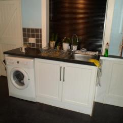 Deep Kitchen Sink Bamboo Flooring In Installing A Dishwasher Not Designed For One ...
