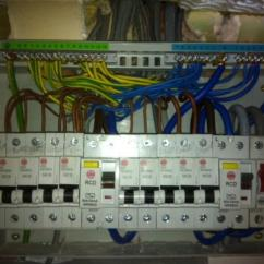 Distribution Board Wiring Diagram For A House Additional Mcb Or Rcbo | Diynot Forums