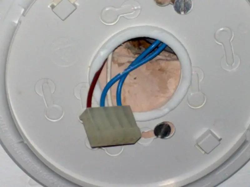 Smoke Detector Wiring Diagram On Smoke Detector Wiring Diagram Uk