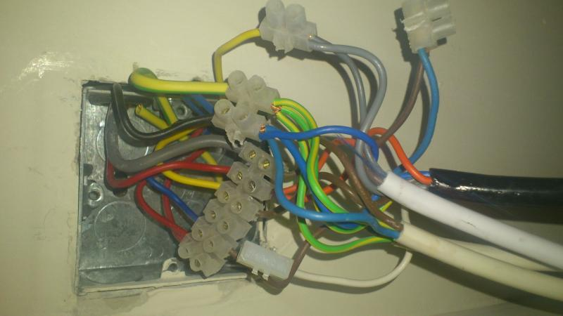 Central Heating Wiring