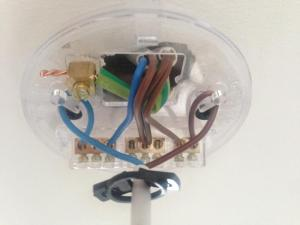 Ceiling Rose Wiring | DIYnot Forums