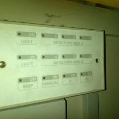 Wiring Diagram Of House Electrics 66 Block Box Controlling Security Lights | Diynot Forums