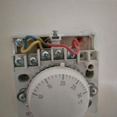 Honeywell T6360 Room Thermostat Wiring Diagram Skin Layers Labeled Simple Wires Home ...