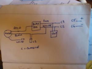 Erbauer table saw wiring diagram | DIYnot Forums