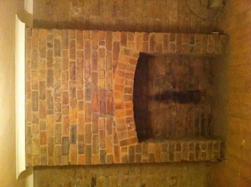 Exposed brick chimney breast sealer   DIYnot Forums