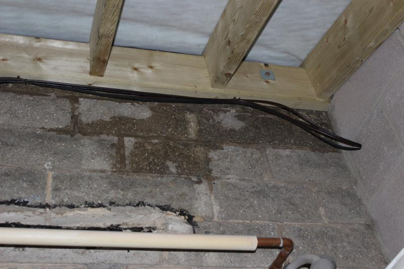 Lean to roof leak  DIYnot Forums