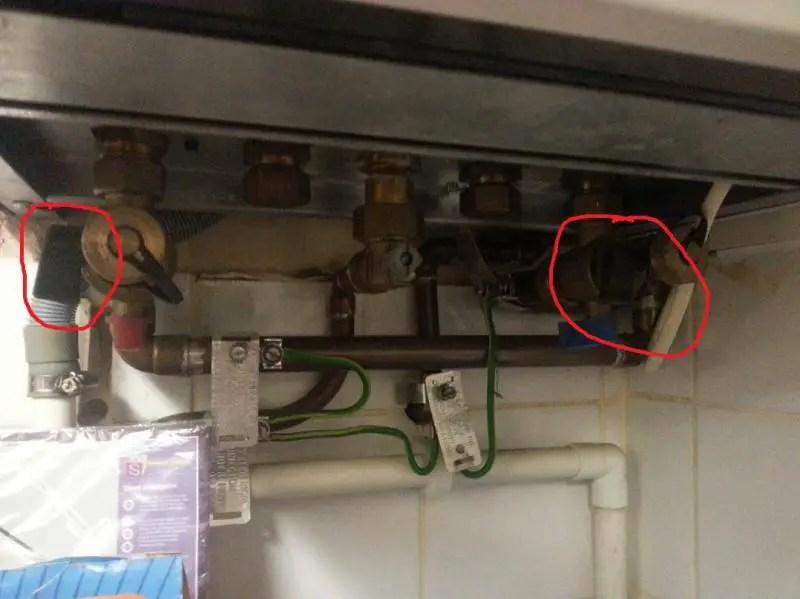 Pressure issue with Viessmann Vitodens 100 Boiler  DIYnot