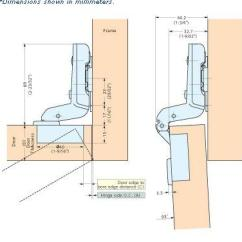 Cabinet Door Diagram What Is Dot Net Framework With Suitable Hinge For My Tiled Diynot Forums If You Want Inset Doors Need A Concealed Designed Them Such As This One Should Explain Why Type Of Used