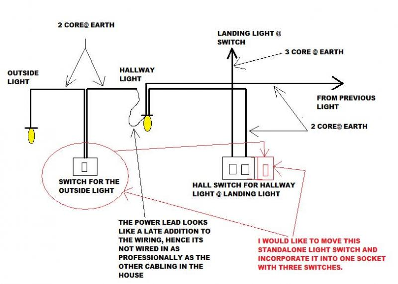 [DIAGRAM] 2 Way Switch Wiring Diagram Uk FULL Version HD