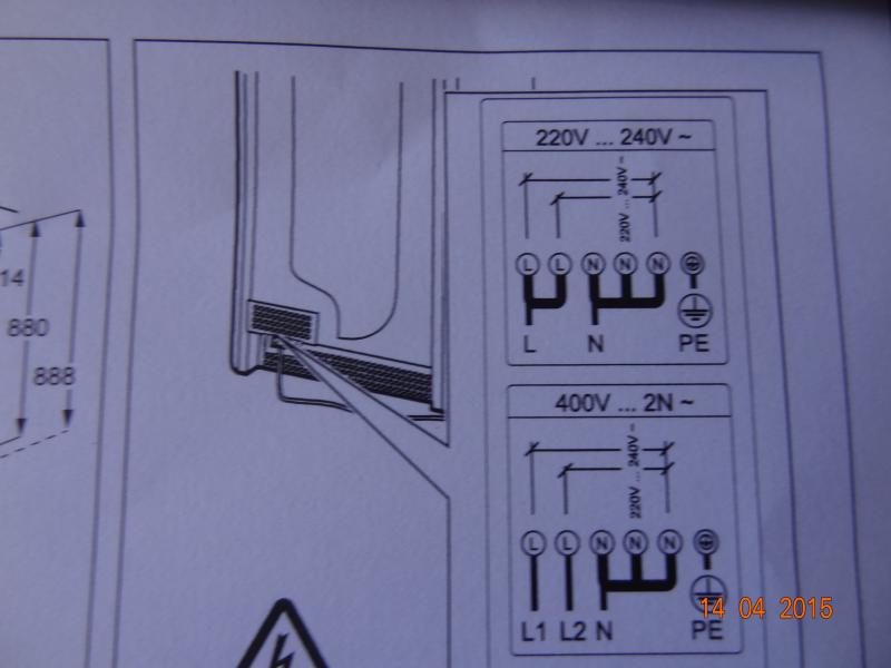 smeg double oven wiring diagram lutron lighting control connection diynot forums the instructions only contain a which i do not understand see copy attached