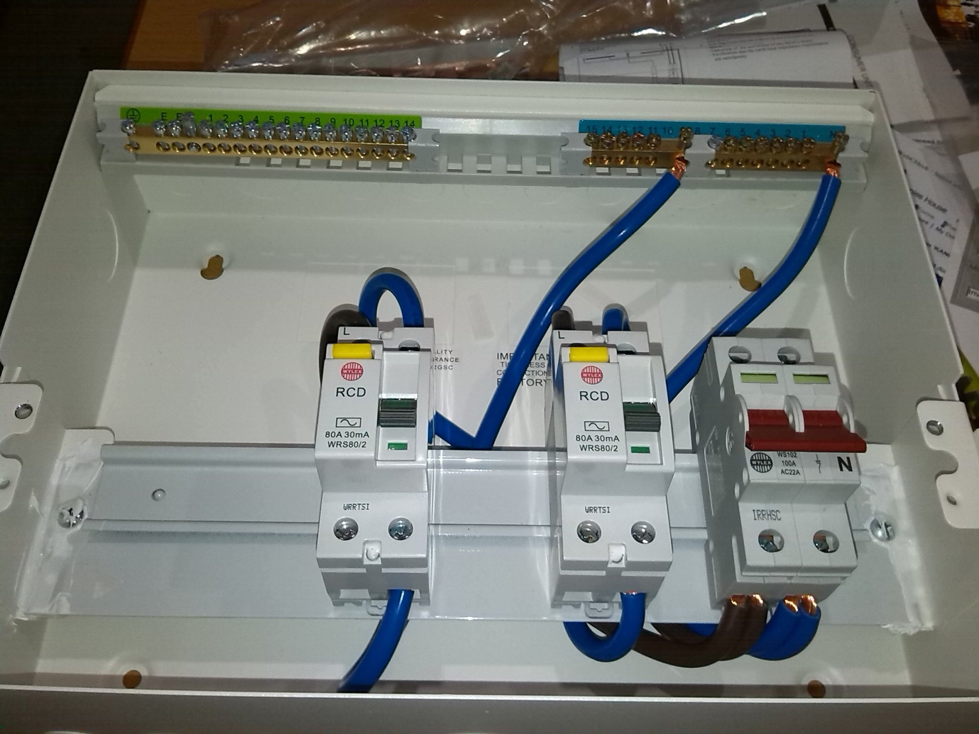 hight resolution of wylex fuse box price