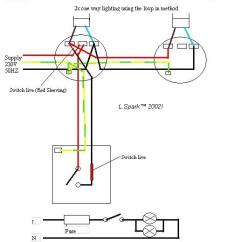 1 Way Switch Wiring Diagram Ge Dryer Timer Multiple Led To One 2 Lights 62 Schwabenschamanen De U20221
