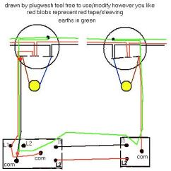 Domestic Lighting Wiring Diagram 2001 Honda Prelude Electrics:two Way