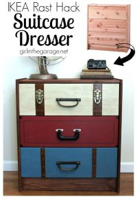 40 Absurdly Cool DIY Furniture Makeover Tutorials  Page ...