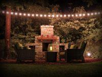 Diy Backyard Fireplace - talentneeds.com
