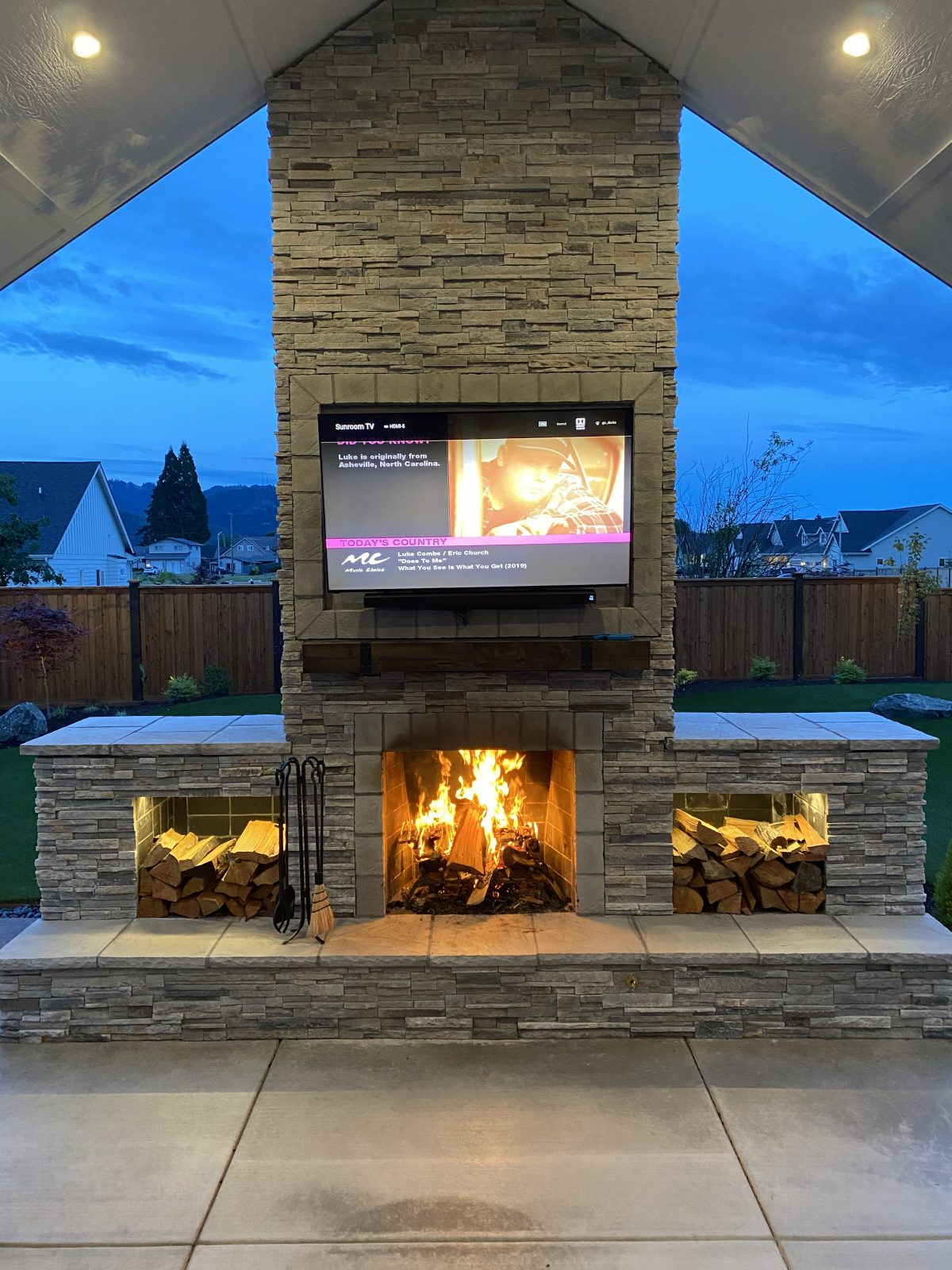 Outdoor Fireplace Kits Wood Burning Your Diy Outdoor Fireplace Headquarters