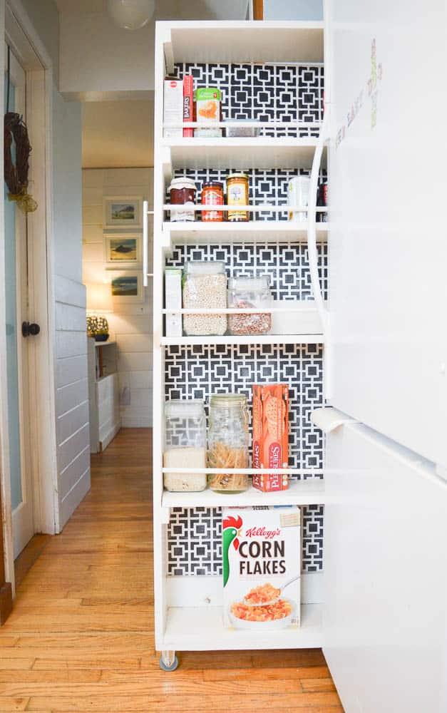 Small Kitchen Fridge Solutions
