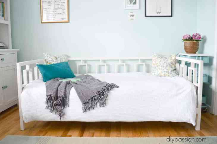 Build a West Elm Bed