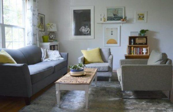Living Room Refresh Full