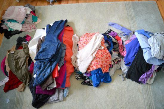 KonMari Clothes 1