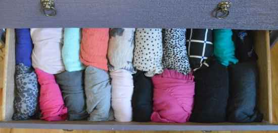 KonMari Clothes 4