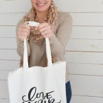 Cheeky DIY Tote Bags that will Make You Smile