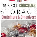 The Best Christmas Storage Containers & Organizers