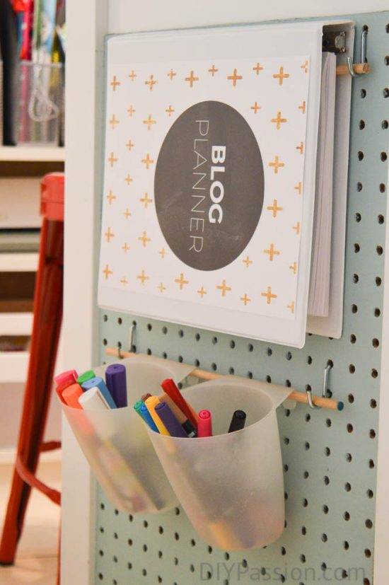 How To Make A Diy Rolling Craft Cart