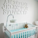 How to Hang an Alphabet Wall