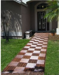 Snap Together Patio Tiles | Tile Design Ideas