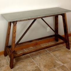 How To Make A Sofa Table Top Headrest Covers Uk Build Concrete For Beginners