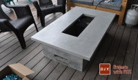 How to Make an Outdoor Gas Fireplace with DIY Pete