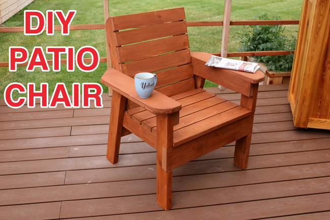 patio chairs for cheap wire mesh chair supports diy plans and tutorial step by videos photos