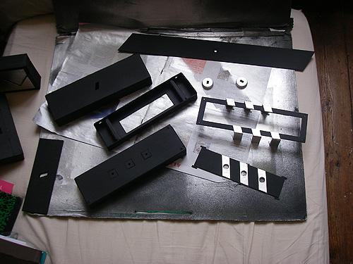 La Guillotine Camera, A.K.A The Adidas Camera