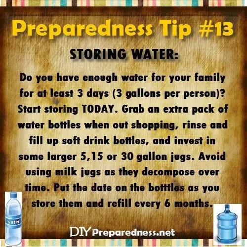 DIY_Preparedess_Tip_13_Storing_Water