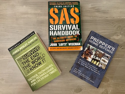 Best Survival Books