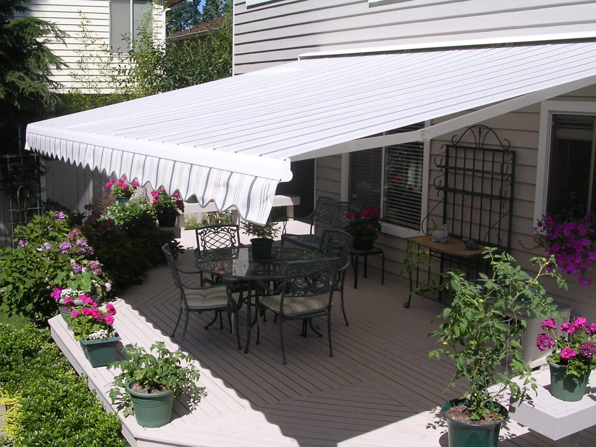 diy retractable awnings