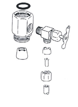 Installation manual of DIY Reverse Osmosis Water Filter