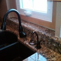 Faucet Removal and Replacement