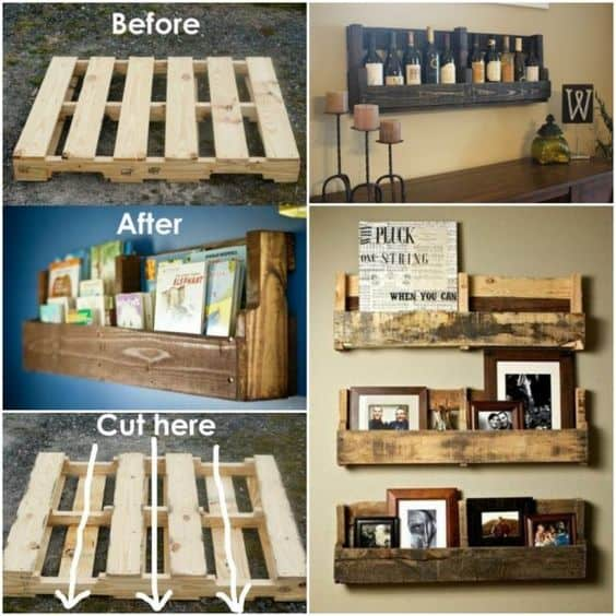 10 Diy Pallet Decor-diy Home Decoration & Interior