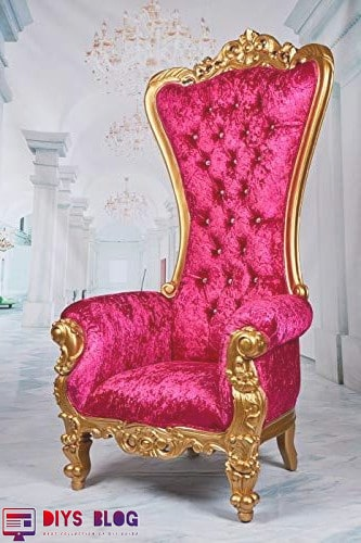 Amazing 10 Diy Throne Chair Collection