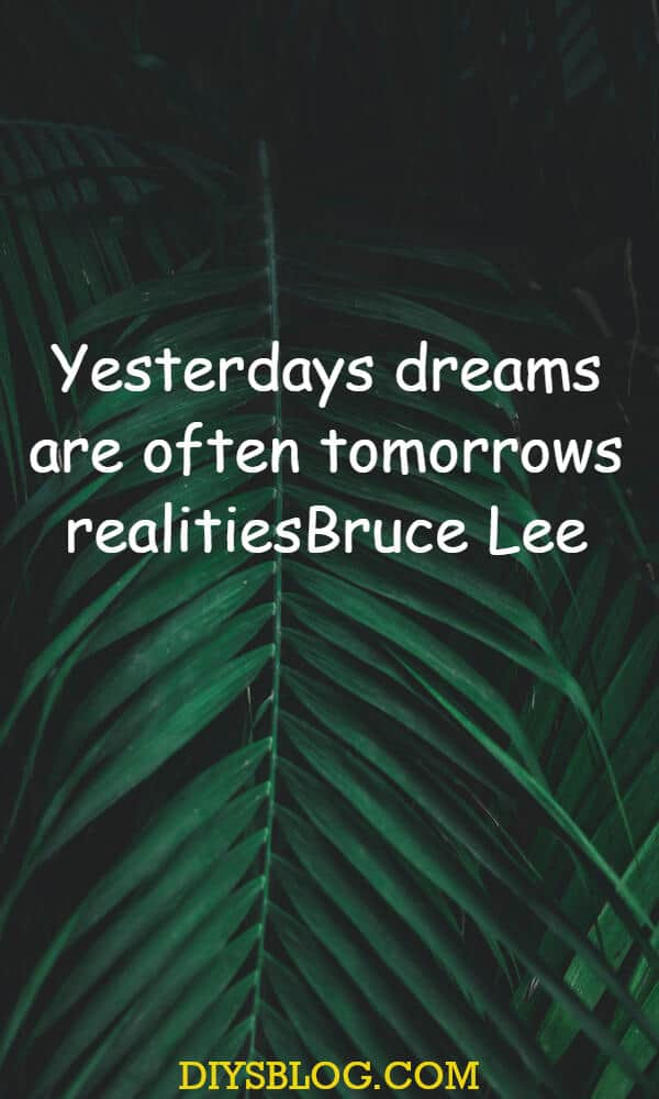 Trendiest 20+ Dream Inspirational Quotes Collection