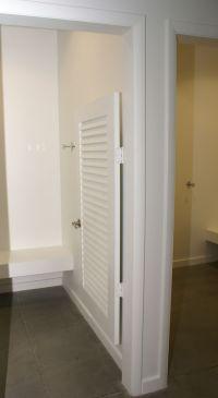 Changing Room Doors