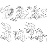 Stihl 026 Chainsaw (026) Parts Diagram