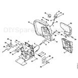 Stihl 015 Chainsaw (015AV) Parts Diagram