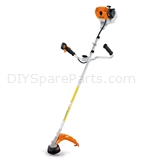 Stihl FS 100 Brushcutter (FS 100 RX) Parts Diagram