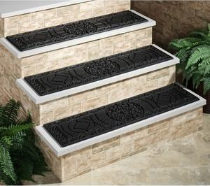 Materials And Designs For Outdoor Staircases | Outdoor Steps Design For House | Deck | Beautiful | Unique Outdoor | Brick | Farm House Wide Front Porch
